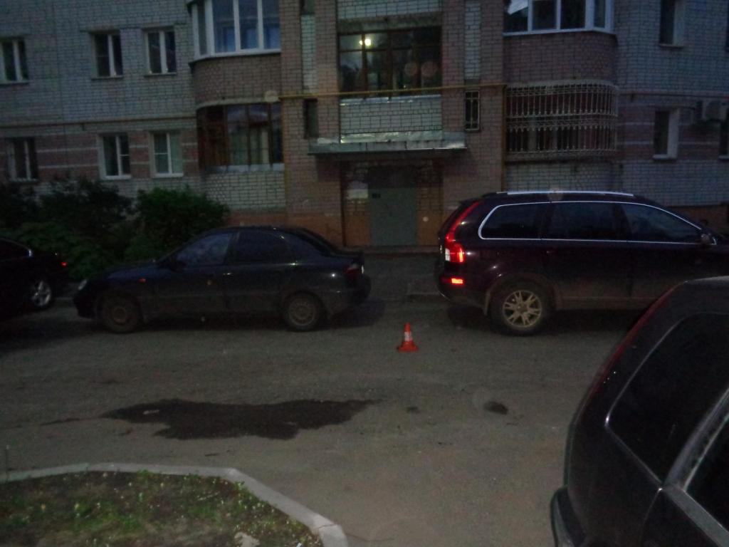 В Ярославле на улице Красноборской водитель BMW задавил 5-летнего ребёнка