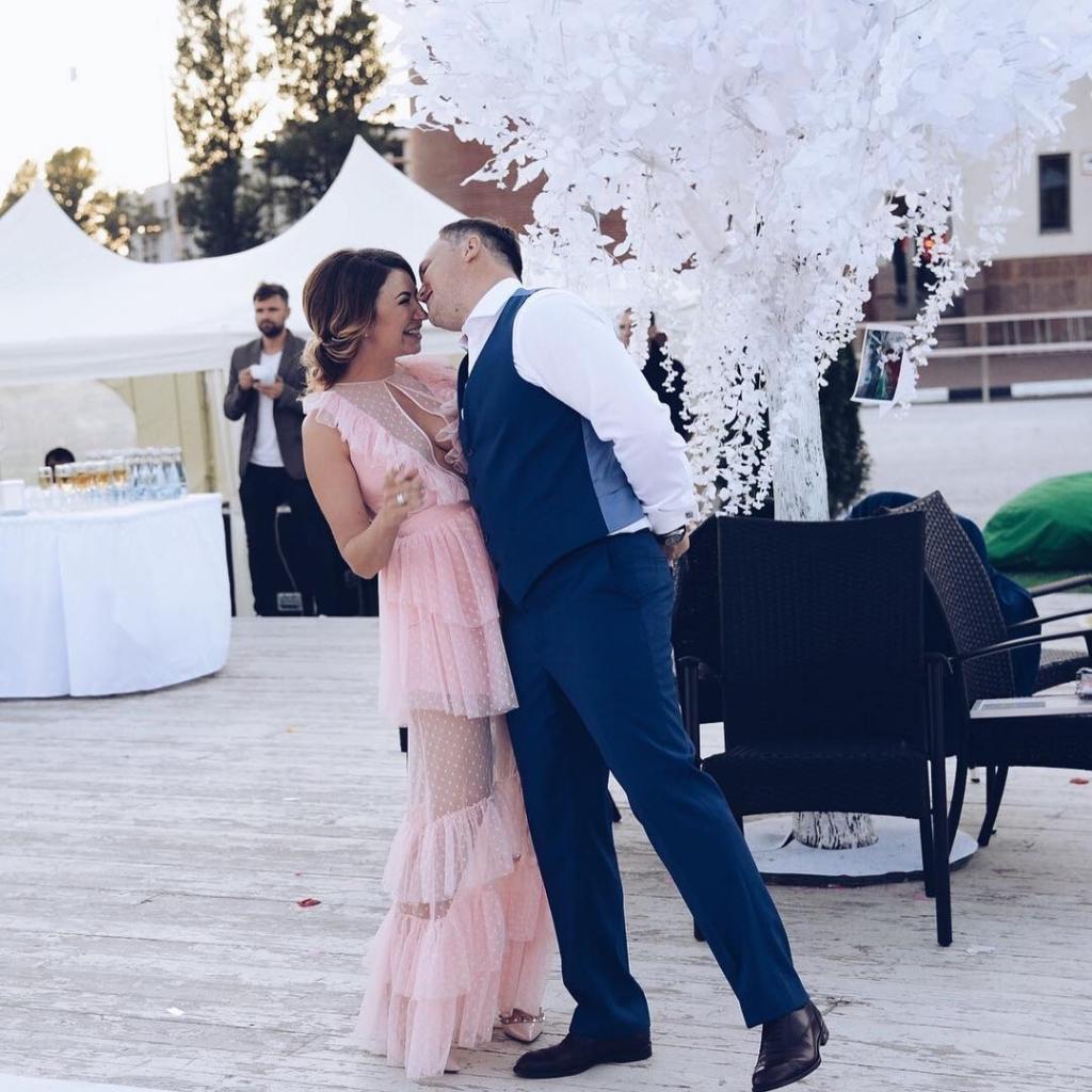Темникова фото со свадьбы