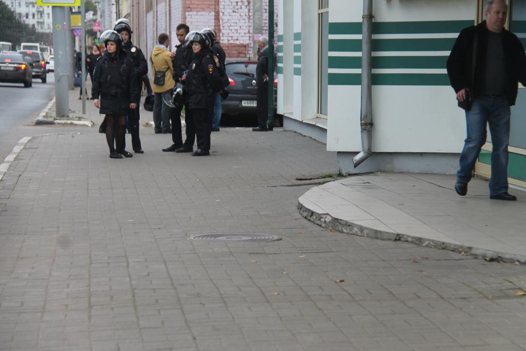 Вмэрии Ярославля прокомментировали эвакуацию служащих