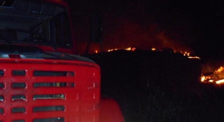 В Ярославской области за сутки сгорела дача и машина