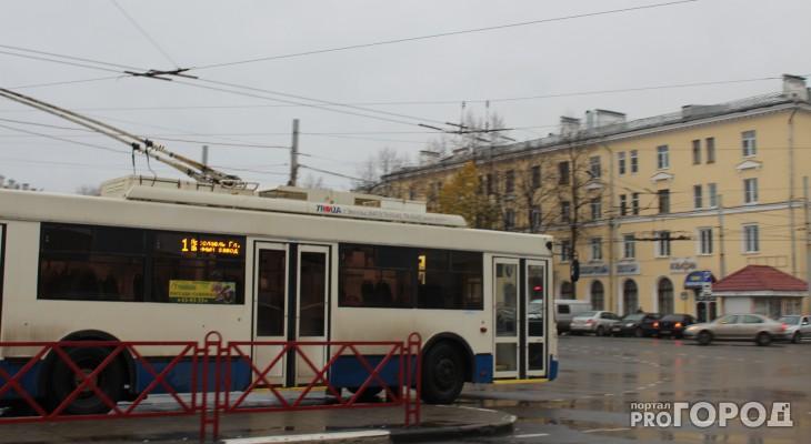 Общественный транспорт в Ярославле приведут в надлежащий вид