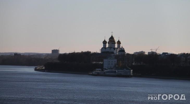 Ярославские чиновники решили сделать Волгу чище