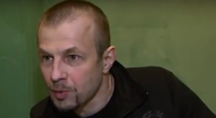 """Евгений Урлашов: """"Пока я жив, это надо было сказать"""""""