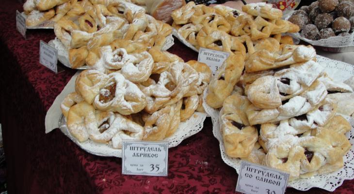 В Ярославле прошел юбилейный областной пятнадцатый фестиваль постной кухни