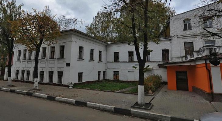 В центре Ярославля полыхал дом: причины и последствия