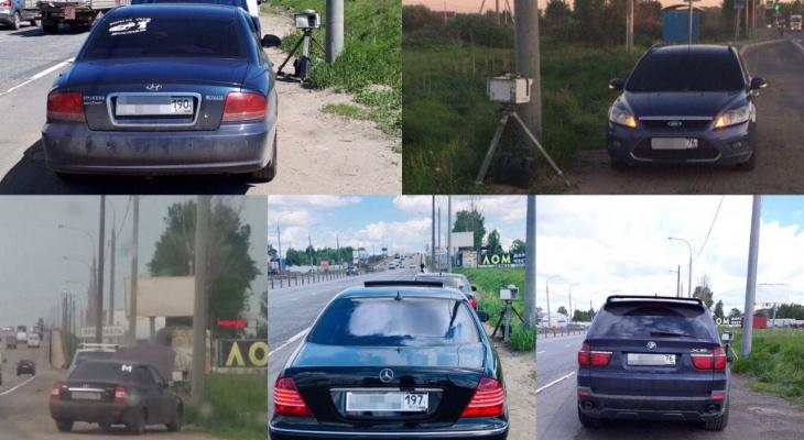 Ярославские водители, устроившие войну дорожным камерам, собираются перекрывать АЗС
