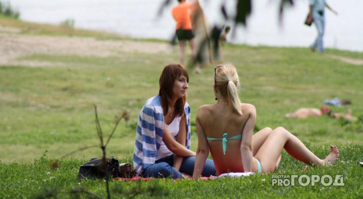 Тропическая жара: какая погода ждет ярославцев в выходные