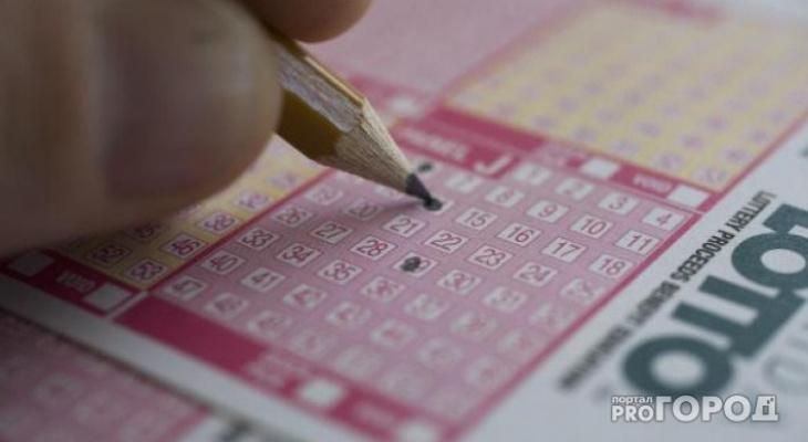 Ярославец выиграл в лотерею два миллиона рублей