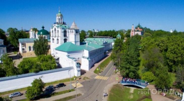 На выходных из-за мотофестиваля перекроют центр Ярославля