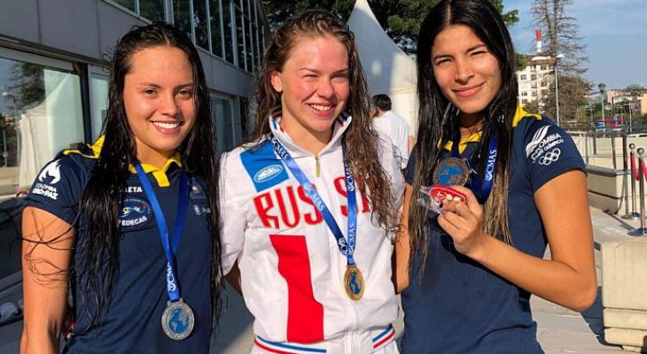 Ярославские пловчихи установили два рекорда мира: фото красавиц