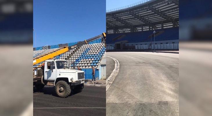 Почти готово: мэр Ярославля назвал дату, когда откроют стадион «Шинник»
