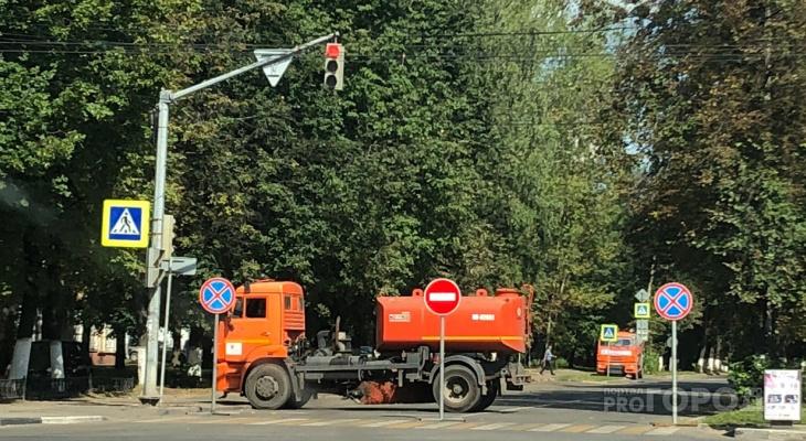Центр Ярославля перекроют на два дня из-за футбола