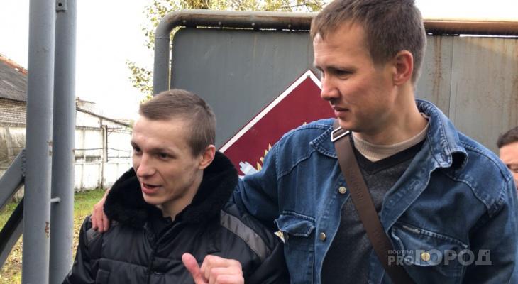 Макаров на воле: чем займется жертва пыток в Ярославле