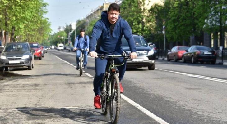 Владимир Слепцов официально возглавил Солнечногорск