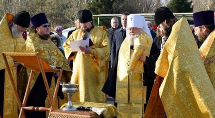 Храм в память о погибшем враче скорой помощи строят в Ярославле