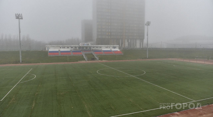 Футболистам будет жарко: спортивную площадку начнут подогревать в Ярославле