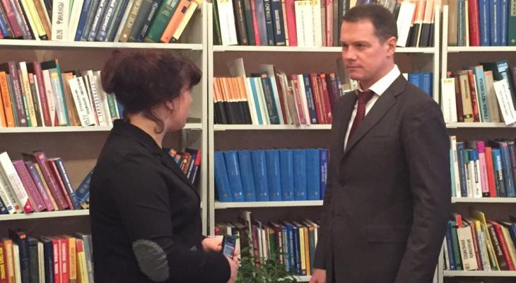 В библиотеках Ярославской области будут показывать кино