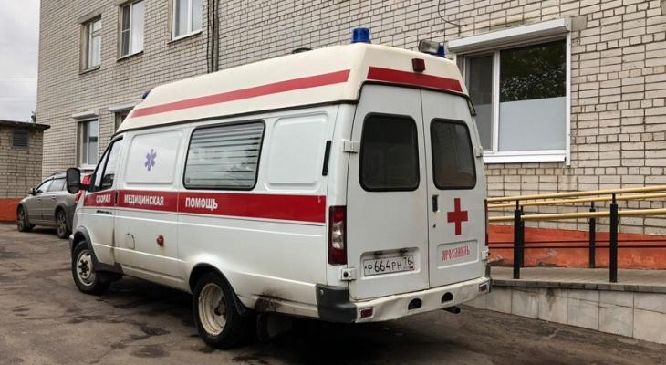 Авто сбило шестилетнего мальчика прямо у школы в Ярославле