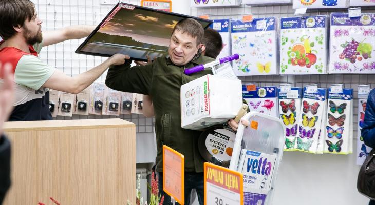 Электрическую гирлянду всего за 99 рублей можно купить в Рыбинске