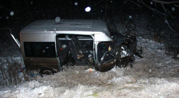"""Подробности трагедии под Ярославлем: """"лоб в лоб"""" столкнулись """"Форд"""" и грузовик"""