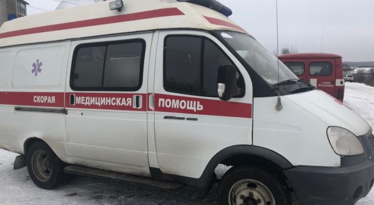 Выскочил под колеса: 8-летнего ребенка сшибло авто в Рыбинске