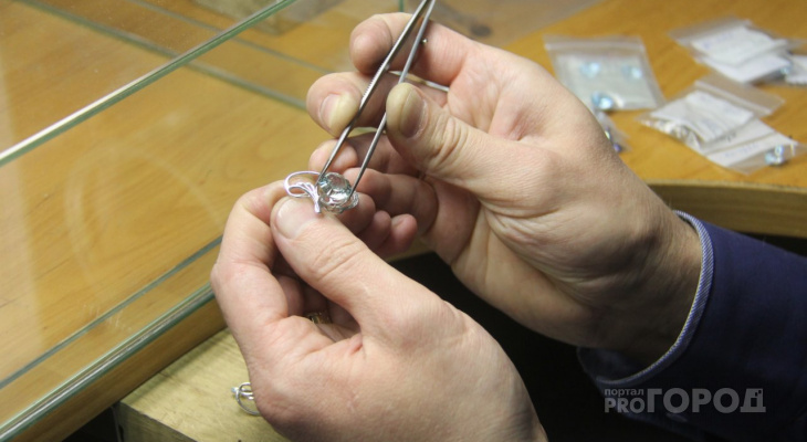 Правила сдачи ювелирных изделий в ремонт