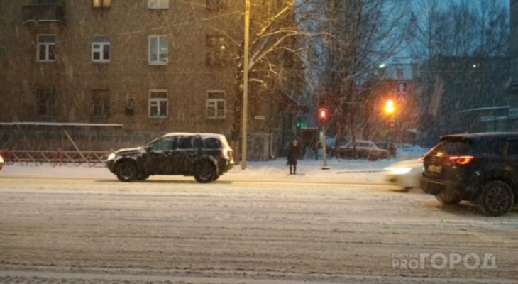Сильный снегопад надвигается на Ярославль: когда ждать