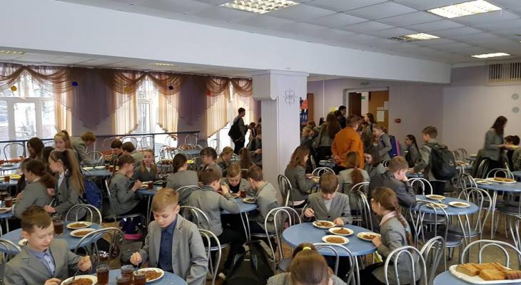Опарыши в школьной столовой : что показала проверка в Ярославле