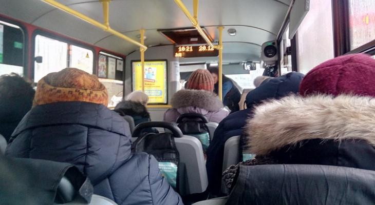 28 или 31: насколько поднять цену проезда в маршрутках, решают в Ярославле