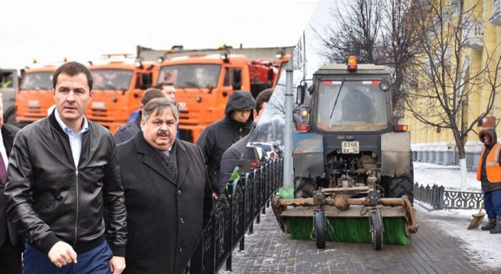 """""""Платить было нечем!"""": о проблемах уборки Ярославля уволенный глава САХ"""