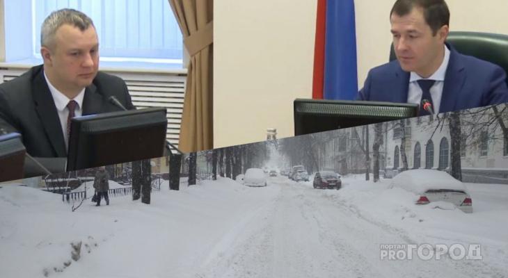 """""""Наших травят"""": зачем мэр отчитал ярославского заместителя  за снежный коллапс"""