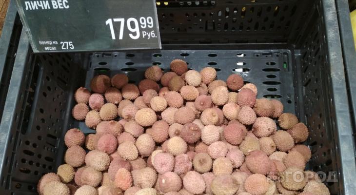 Опасные для здоровья экзотические фрукты появились в магазинах Ярославля