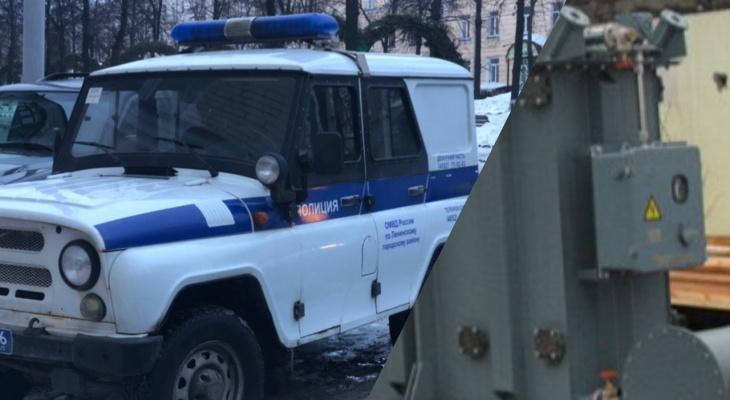 Боялся, но пилил: мужчина рассказал, как украл трансформатор под Ярославлем