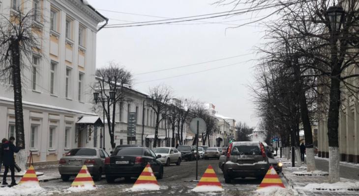 На Масленицу центр Ярославля перекроют: где будет не проехать