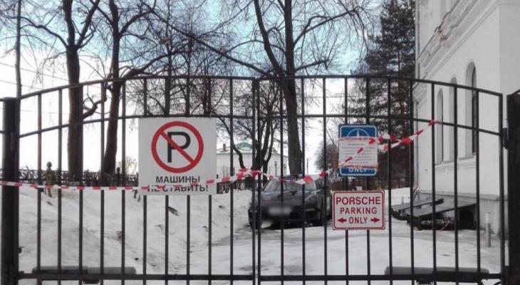 Только для «Порше»: парковка для элитных авто появилась в Ярославле