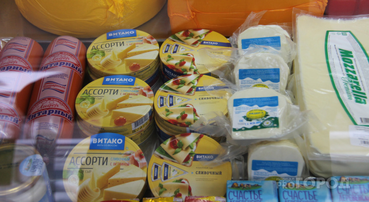 Как составить идеальную сырную тарелку, рассказали ярославцам