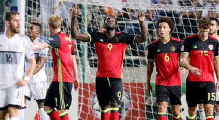Бельгийцы в гостях без труда обыграли сборную Кипра