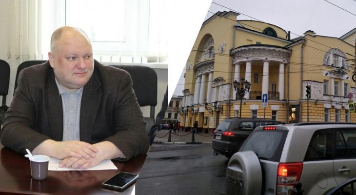Депутат предложил объединить Москву с Ярославлем