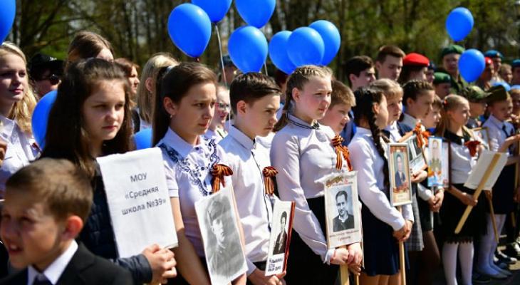 Парад Победы и майский вальс: программа празднования 9 мая в Ярославле