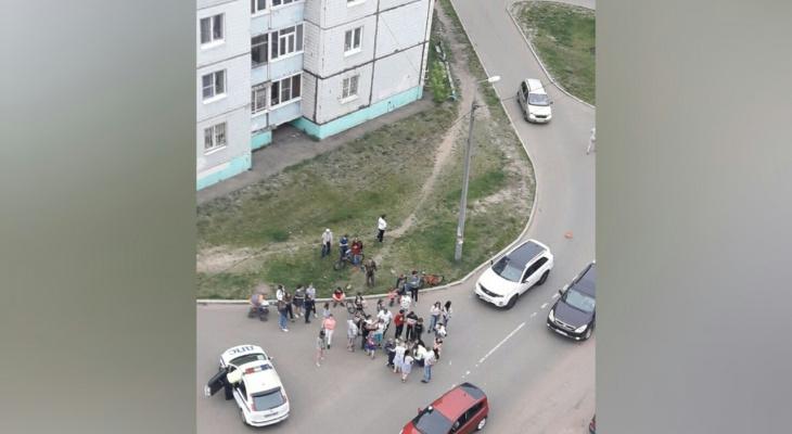 Водитель иномарки сшиб школьника на велосипеде: подробности ДТП в Ярославле