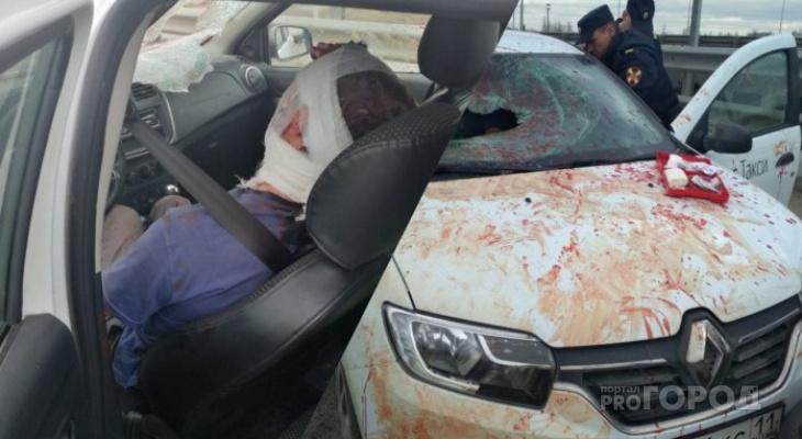 «Вез не туда»: виновник кровавой бойни на Юбилейном мосту рассказал о нападении