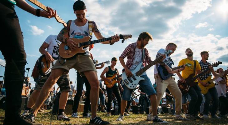 Вспомним Цоя: музыкантов из Ярославля зовут на всемирно известный рок-флэшмоб