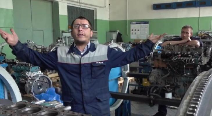 Прославились на весь мир: о клипе ярославских рабочих написали в «The Times»