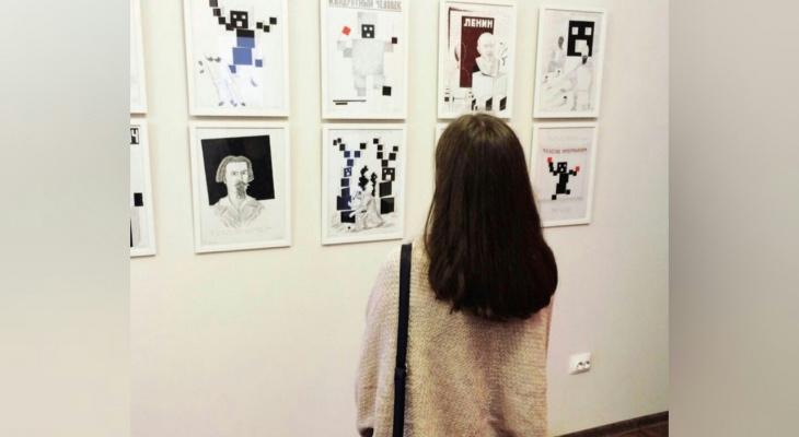 Ярославец расписал стену мультяшными героями: где смотреть рисунок