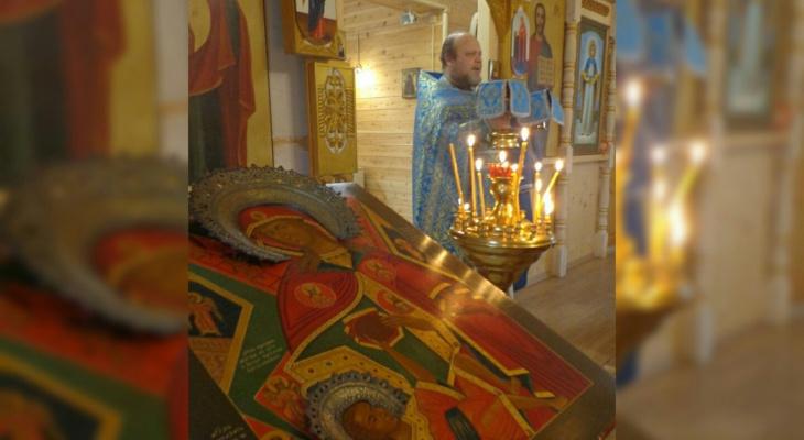 Трагедия верующих: старинную икону Пресвятой Богородицы похитили под Ярославлем