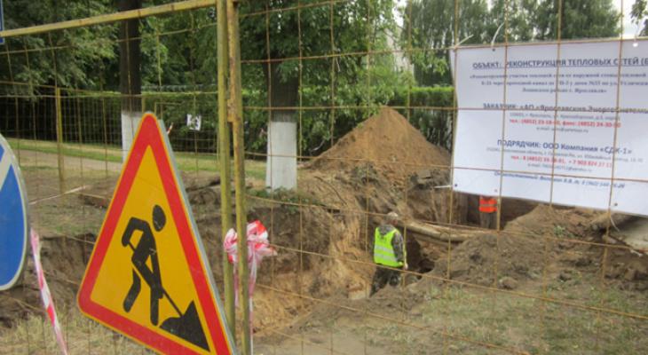 Назвали сроки перекрытия Тутаевского шоссе в Ярославле