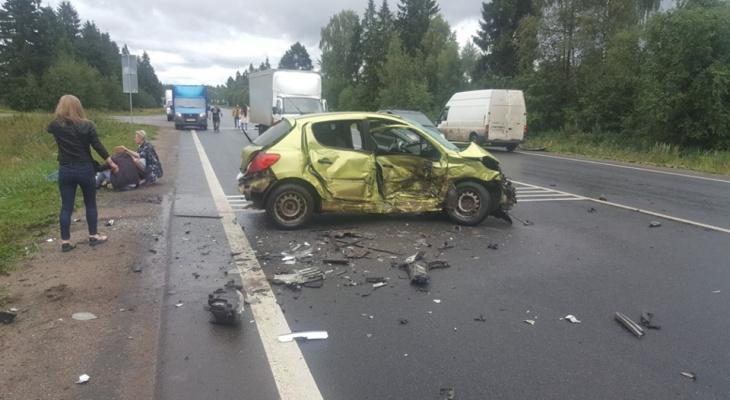 Вытаскивали окровавленных людей из авто: подробности жесткого ДТП под Ярославлем