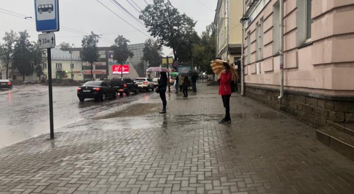 Желтый уровень опасности: синоптики о новой непогоде в Ярославле