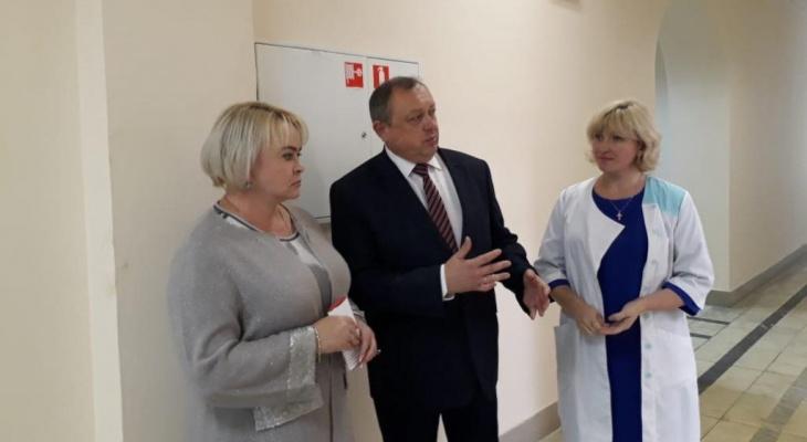 Названы сроки переезда поликлиники номер 1 Центральной больницы Ярославля на проспект Октября
