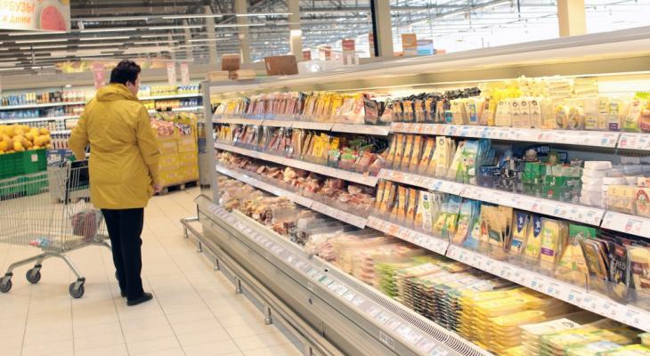 В Ярославле прошла проверка соблюдения новых правил выкладки молочной продукции